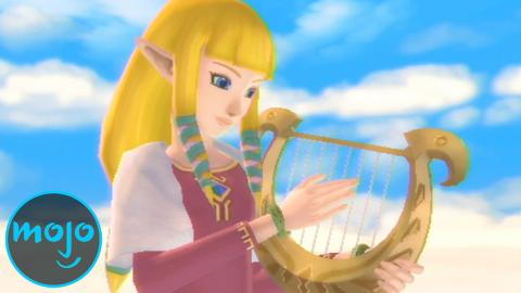 Top 10 Saddest Legend of Zelda Songs