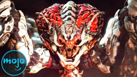 Top 10 Scariest Modern Video Game Bosses