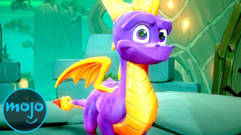 Top 10 Spyro Games