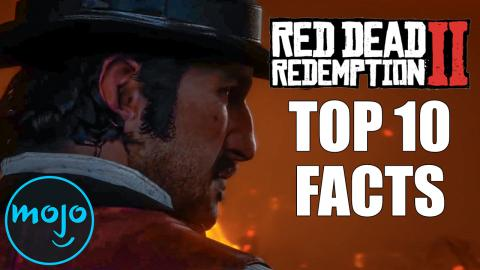 Top 10 Things You Need To Know About Red Dead Redemption 2