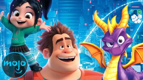 Top 10 Video Game Characters Who Should Cameo in Wreck-It Ralph 2