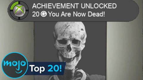 Top 20 HARDEST Video Game Achievements
