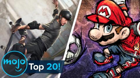 Top 20 Sports Video Games of All Time