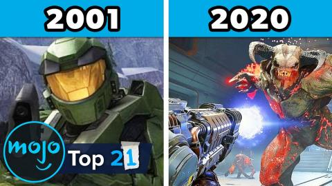Top 21 Best First Person Shooter Games of Each Year (2000 - 2020)