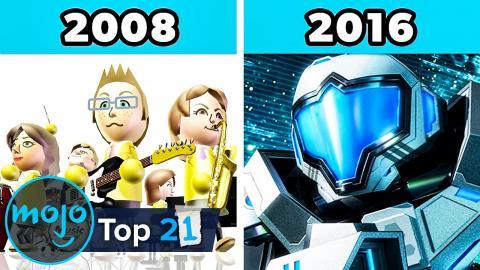 Top 21 Worst Nintendo Games of Each Year (2000 - 2020)