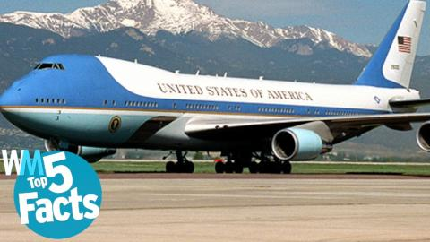 Top 5 Air Force One Facts