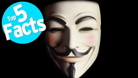 Top 5 Facts about Anonymous