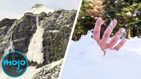 Top 5 Deadly Avalanche Facts