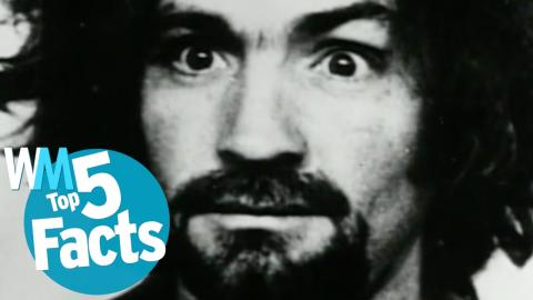 Top 5 Charles Manson Facts