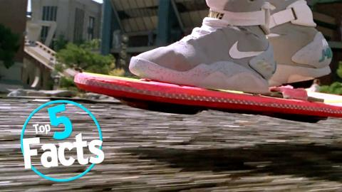 Top 5 Facts about Hoverboards