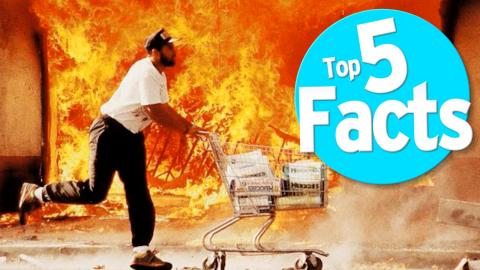 Top 5 LA Riots Facts