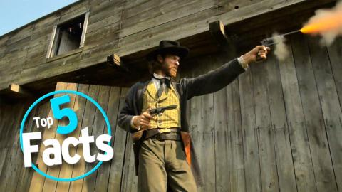 Top 5 Old West Facts