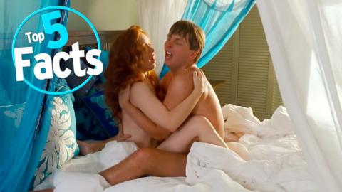 Top 5 Facts on Sexual Positions