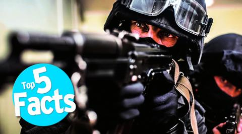 Top 5 Super Secret Special Forces Facts