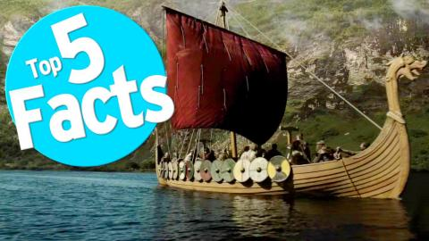 Top 5 Viking Facts