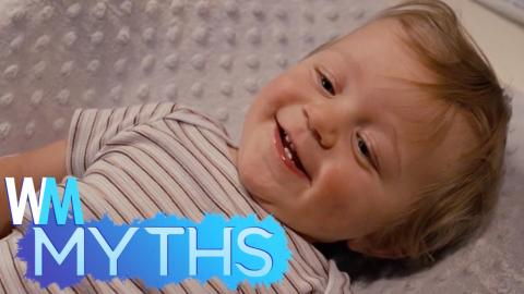 Top 5 Cute Myths about Babies
