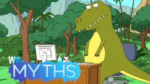 Top 5 Myths About Dinosaurs