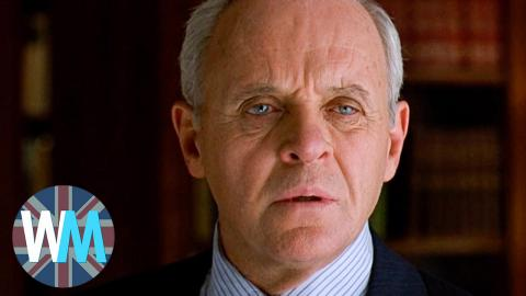 Top 10 Anthony Hopkins Performances