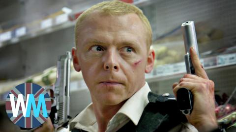 Top 10 Simon Pegg Performances