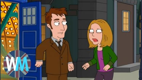 Top 10 Doctor Who Parodies