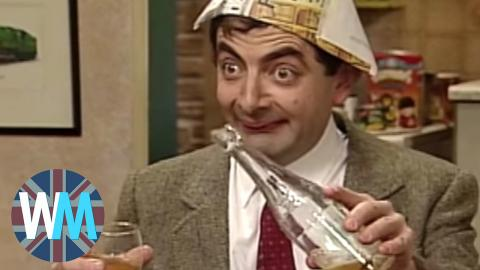 Top 10 Funniest Mr Bean Moments