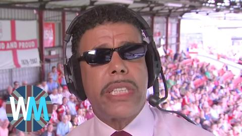 Top 10 Unbelievable! Chris Kamara Moments