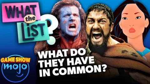 What The List? - Ep. 7 - What Do These Movies Have In Common?
