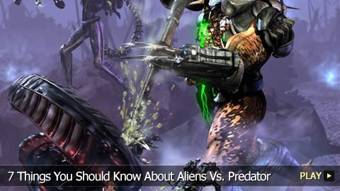 7 Things You Should Know About Aliens Vs. Predator