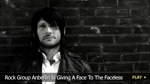 Rock Group Anberlin Is Giving A Face To The Faceless