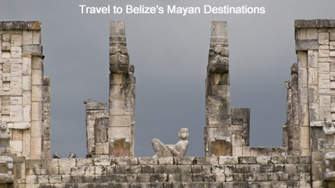 Travel To Belize's Mayan Ruins