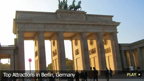 Top Attractions in Berlin, Germany
