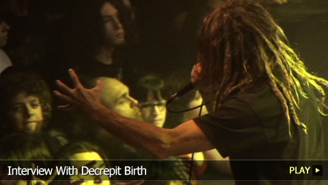 Interview With Decrepit Birth