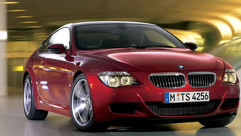 BMW's Z4 M Coupe Car
