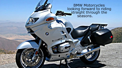 Motorcycles: BMW