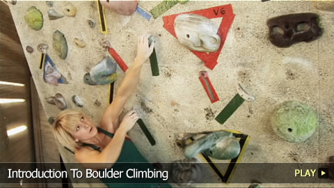 Introduction to Boulder Climbing