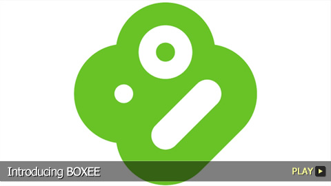 What Is Boxee
