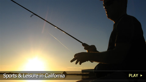 Sports & Leisure in California