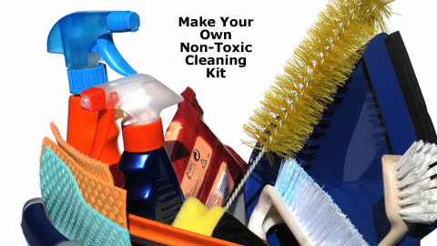 How To Make Non Toxic Cleaners