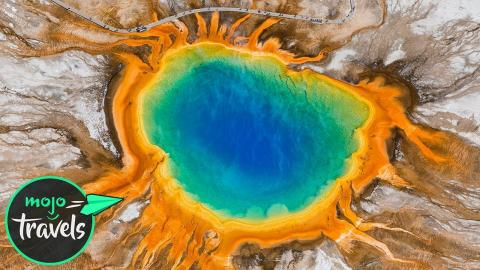 Top 10 Most Colorful Places on Earth