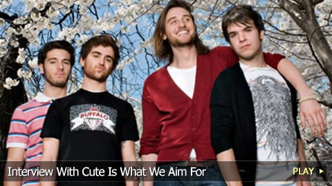 Interview With Cute Is What We Aim For