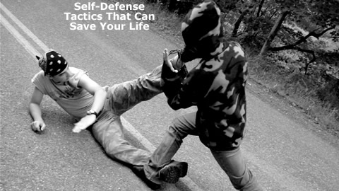 Self Defense: Learn How To Defend Yourself