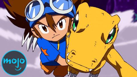 Top 10 Greatest Digimon Heroes