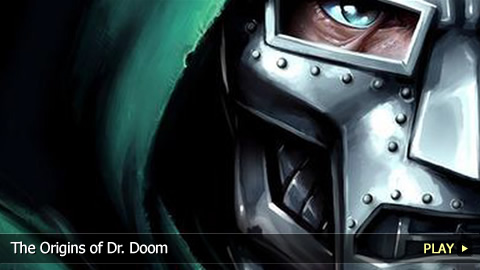 The Origins of Dr. Doom