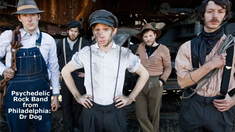 Interview With Dr. Dog's Scott McMicken