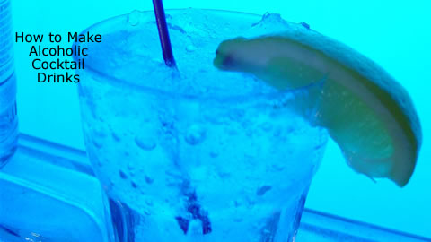Video Drink Recipe: Blue Lagoon