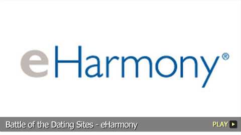 Battle of the Dating Sites - eHarmony