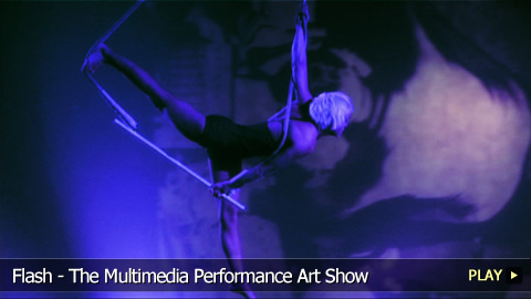 Flash - The Multimedia Performance Art Show
