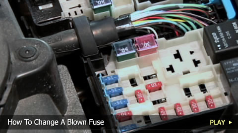 How To Change a Blown Fuse in Your Car