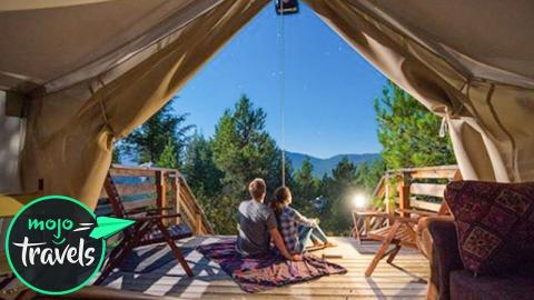 Top 10 Best Glamping Spots in the US