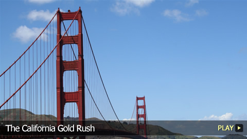 the gold rush california. The California Gold Rush